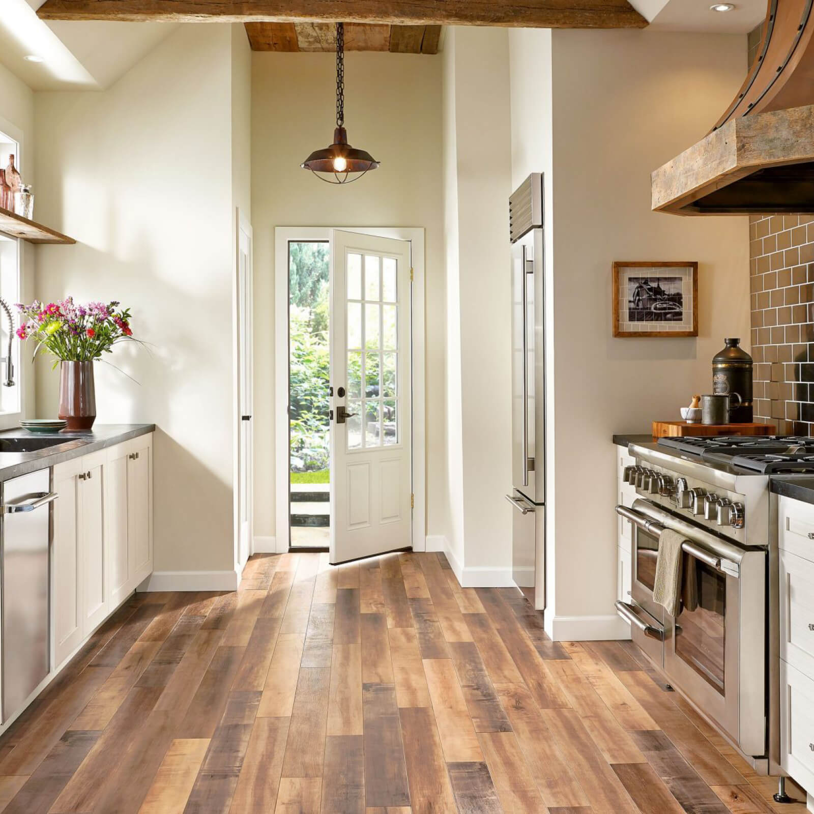 Should You Install Hardwood In Your Kitchen in Buffalo, MN ...