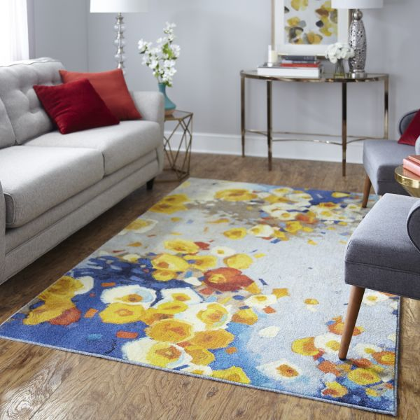 Mohawk Prismatic Floral Winds Rug