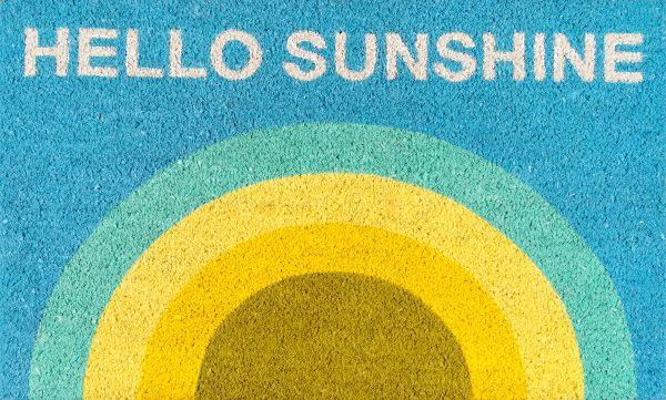 Hello Sunshine Rug
