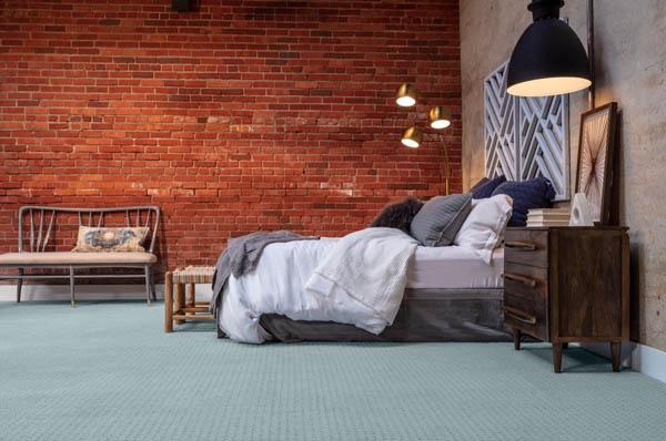 New Bedroom Carpeting