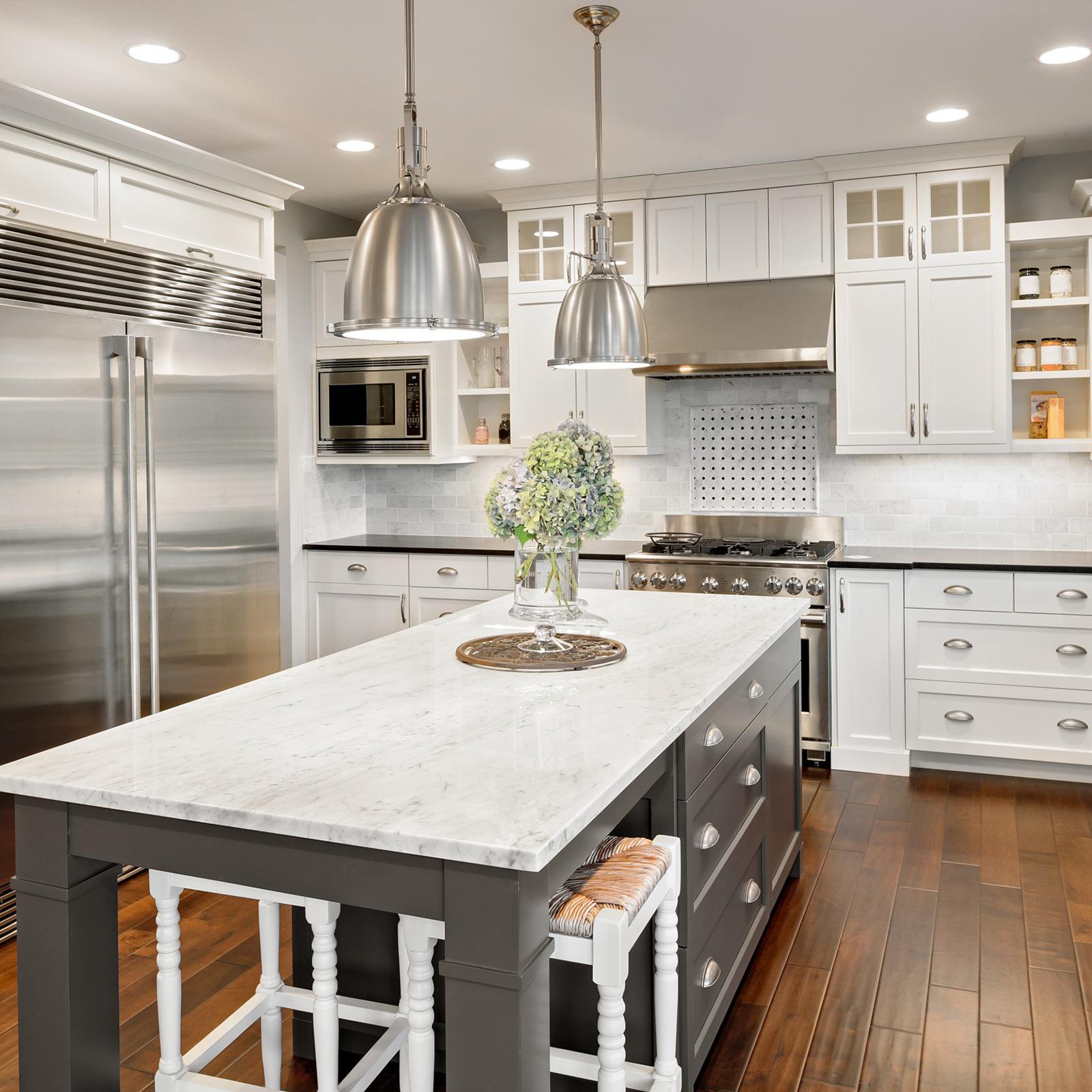 New Kitchen Flooring