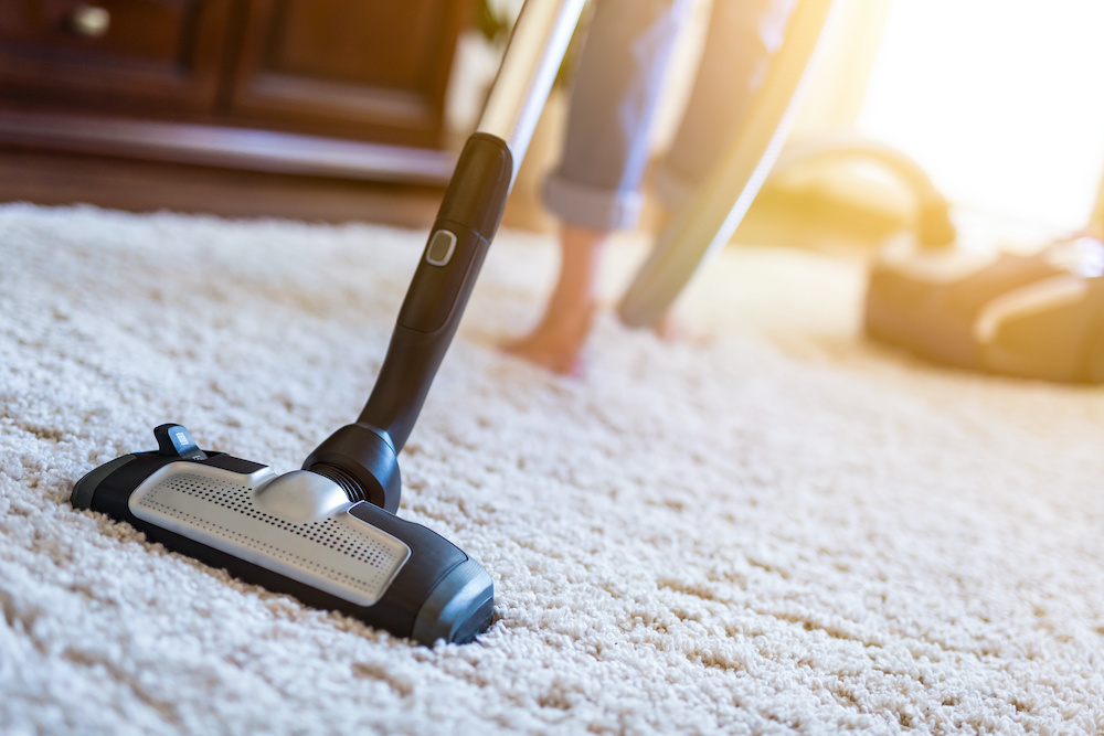 How to Clean Your Area Rug the Right Way