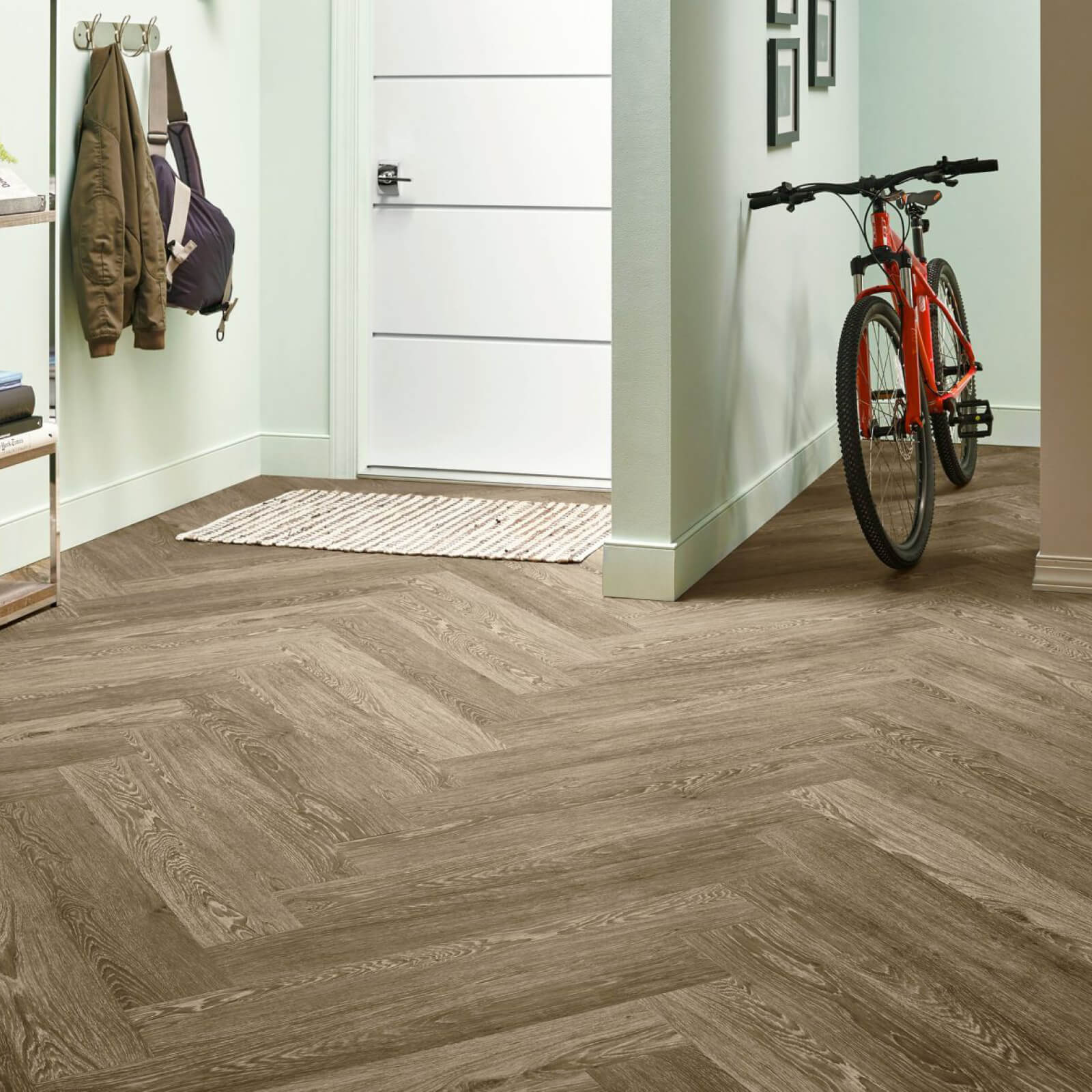 Stylish Vinyl Flooring Looks for Any Room in Your Home