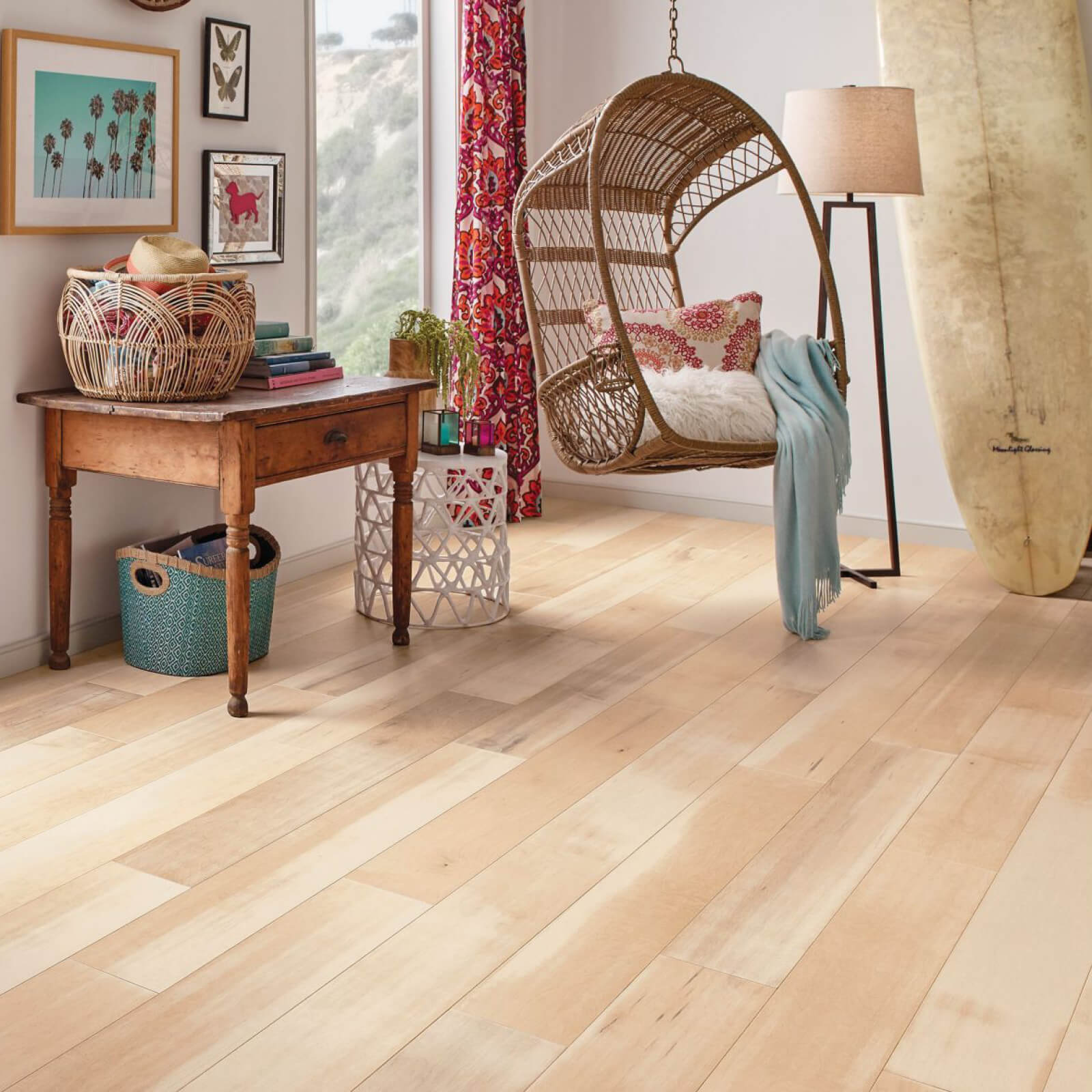 4 Flooring Tips for Small Rooms
