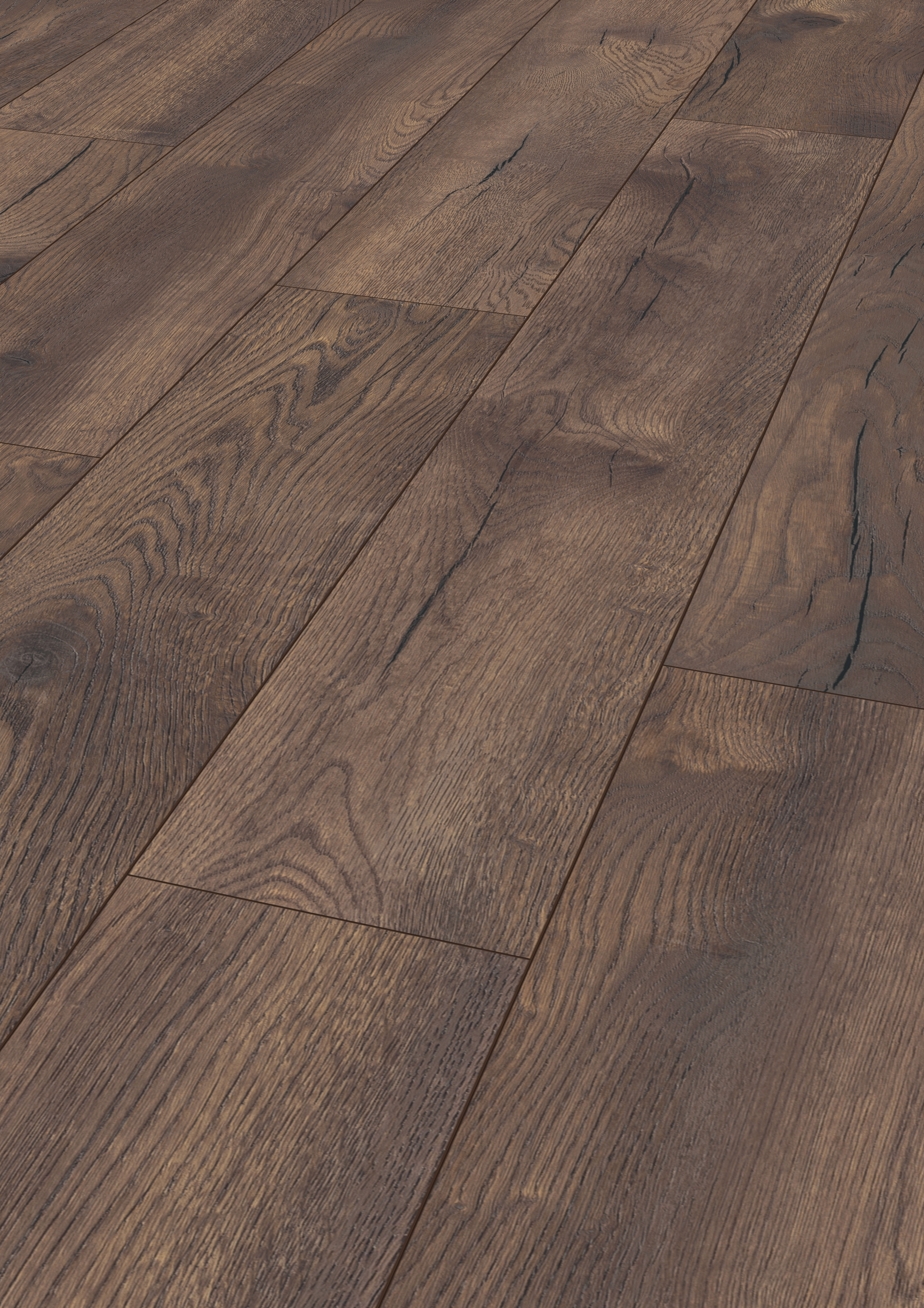Laminate Flooring Kronotex Exquisit Plus Pettersson Oak Dark Liquidators